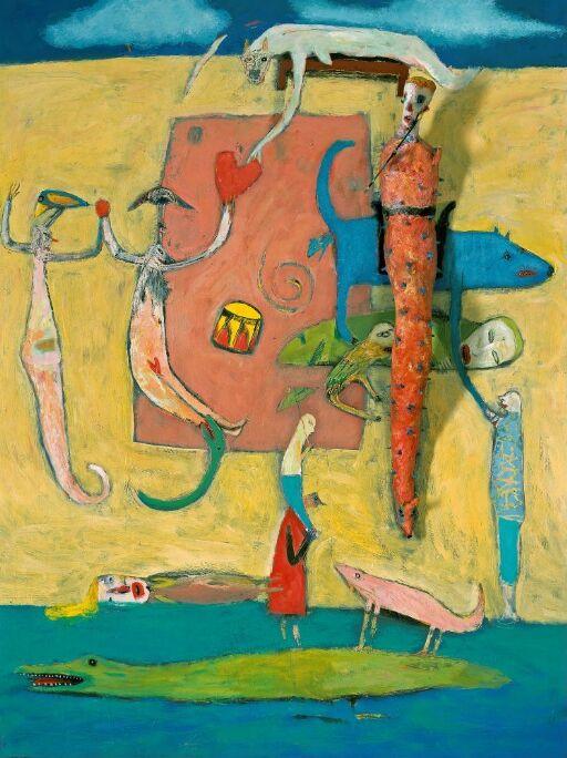 Kunsthandlerens reise