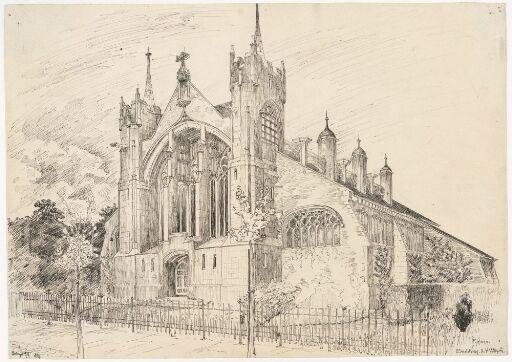 St. Peters kirke i Ealing