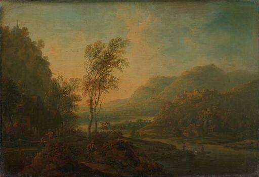Landskap fra Rhin-egnen