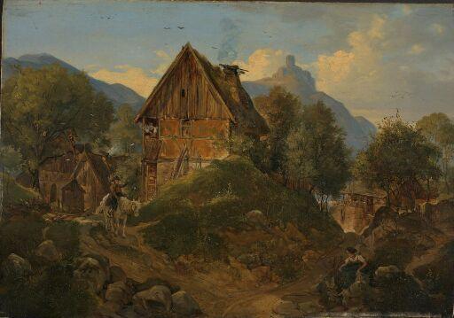 Rhin-landskap