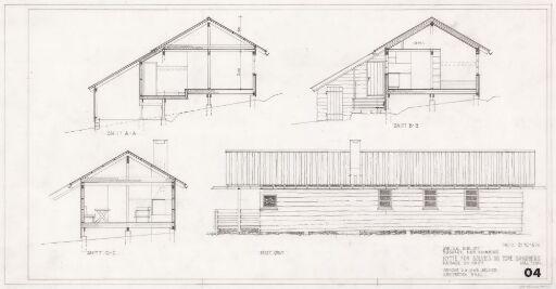 Cabin for Solveig og Tore Sandberg