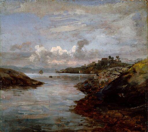 Fredriksberg fortifikasjoner på Nordnes i Bergen