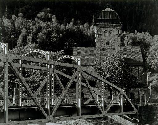Rjukan kirke 1983