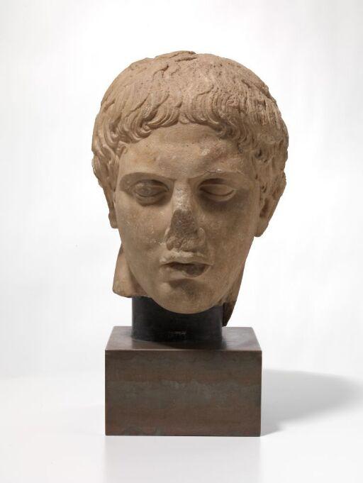 Hode av Hermes attribuert til Polykleitos