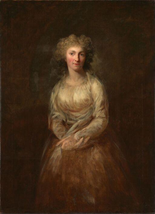Dameportrett