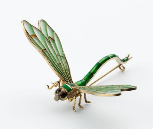 Libellenål