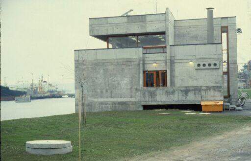 Petrokjemisk anlegg for Norsk Hydro