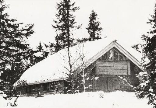 Hytte for Sissel og Henning Schjønsby