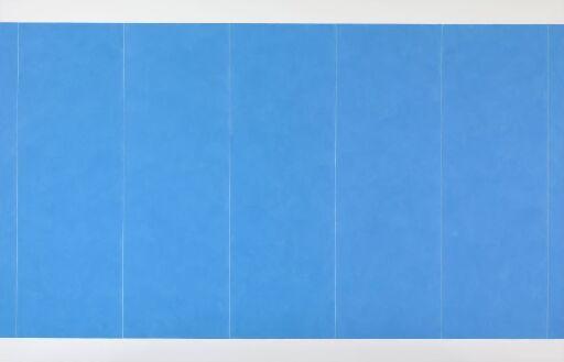 Untitled - Cobalt Blue