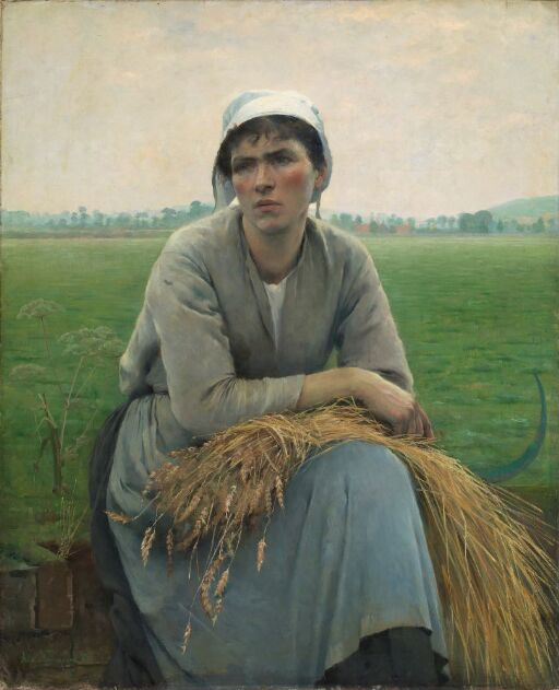 Peasant Woman from Normandy