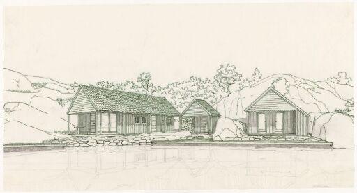 Sommerhus for Sofie Helene og Knut Wigert