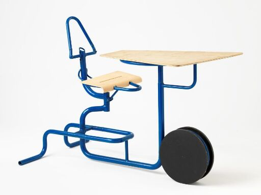 Ekstrem-elevpult og stol