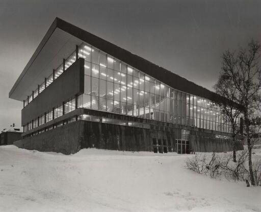 Idrettens hus i Narvik