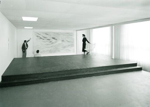 Bilder fra Arne Korsmos undervisning på SHKS