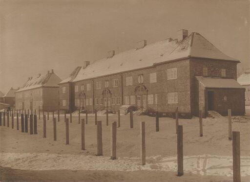 Worker's homes at Lille Tøyen