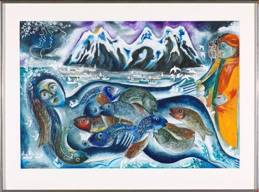 Det gode Lofothav og fiskerne