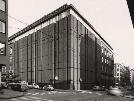 Tilbygg til Telegrafbygningen