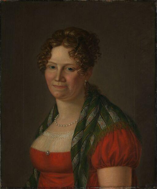 Fru Gesina Ørbech Ring, f. Berg