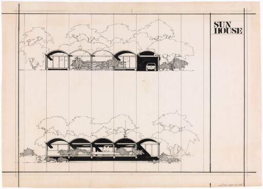 Sun House byggesystem