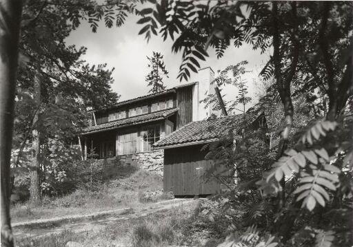 Architect Knut Knutsen's home