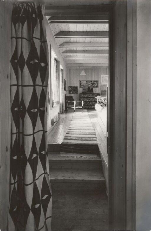 Arkitekt Knut Knutsens eget hus