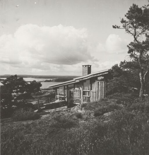 Cabin for director Bergendahl