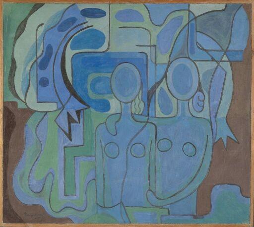 Komposisjon i fresco nr. 13