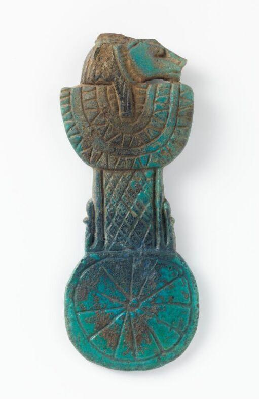 Amulett, gudinnen Sekhmet