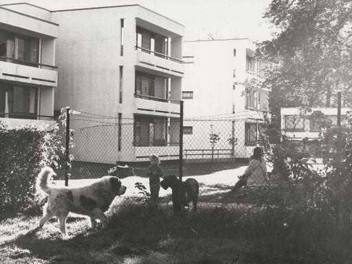 Apartment buildings at Brantenbord Søndre