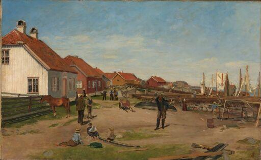 From Nevlunghavn