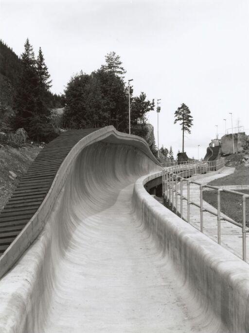 Lillehammer olympiske bob- og allebane