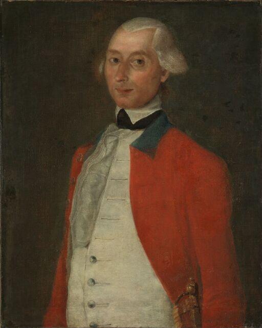 Portrait of Lieutenant-Colonel J. P. Vosgraff