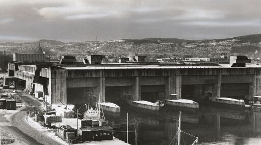Bunkers i Trondheim