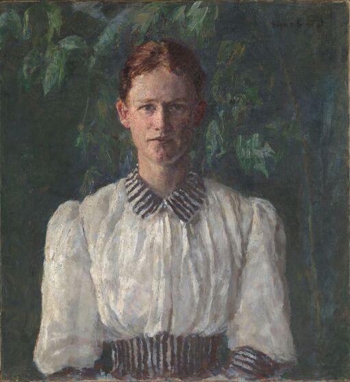 The Artist Helga Ring (Reusch)