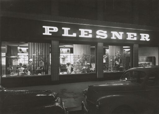 Forretningslokaler for Plesner