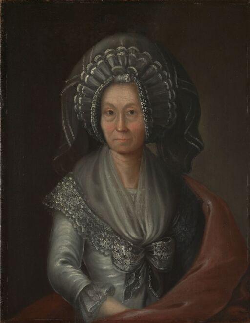 Portrett av Ingeborg Turine Wang, f. Rogstad