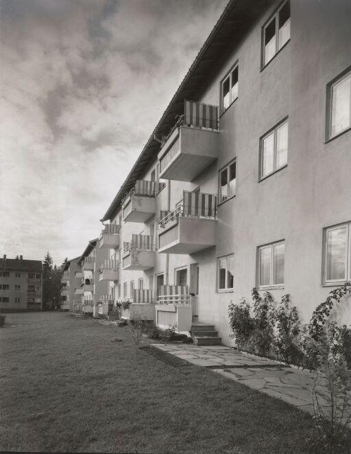 Høyhus, Sletta