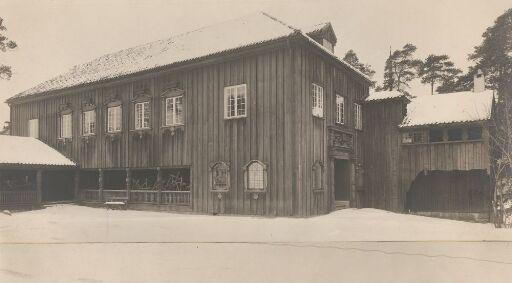 Restaurant at the Norwegian Folk Museum