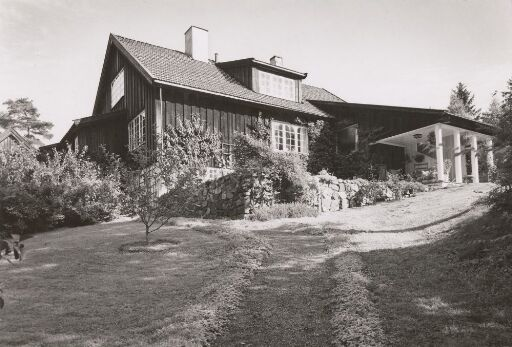 Family home for professor Bache-Wiig