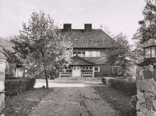 Detached home for Frimann-Dahl