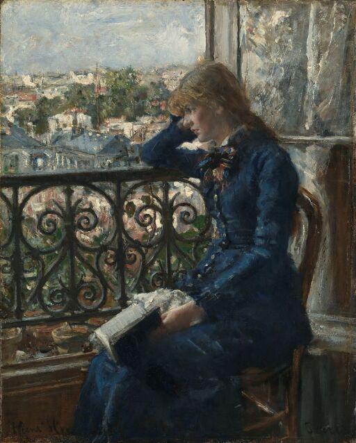 Ved vinduet