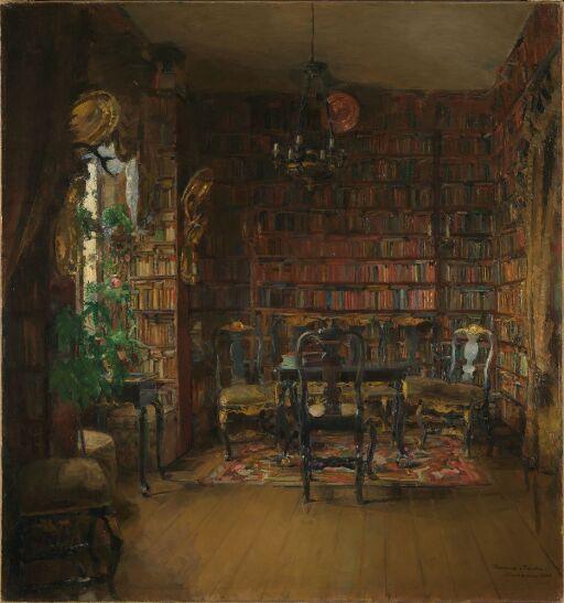 Thorvald Boecks bibliotek
