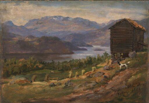 Hjelle in Valdres