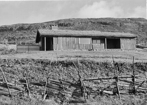 Hytte for Pus og Carl-Fredrik Holmboe