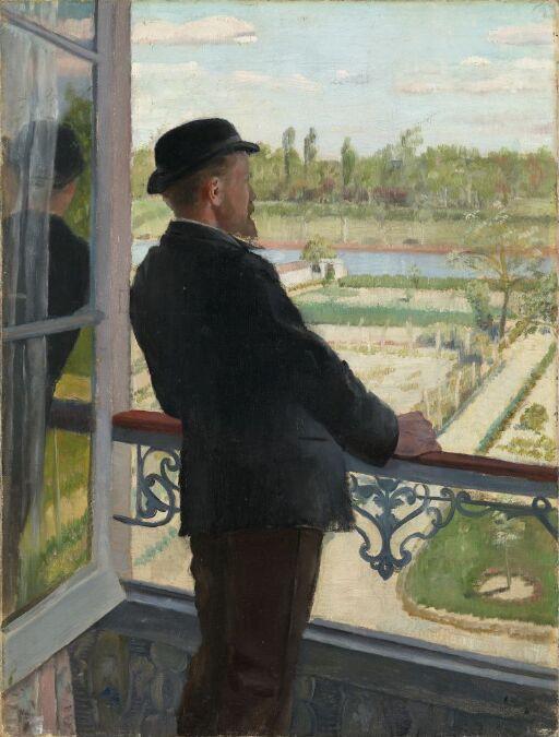 Den svenske maler Karl Nordström