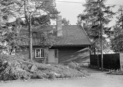 Enebolig for Elsie og Morten Johnsen