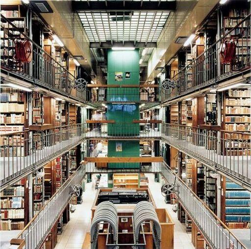 Bibliotheque Nationale de France Paris V