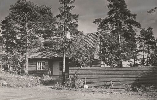 Villa for M.G. Johnsen