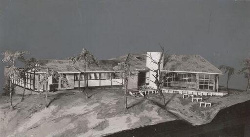 Summer house for von der Fehr