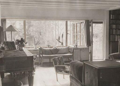 Herman Munthe-Kaas' home